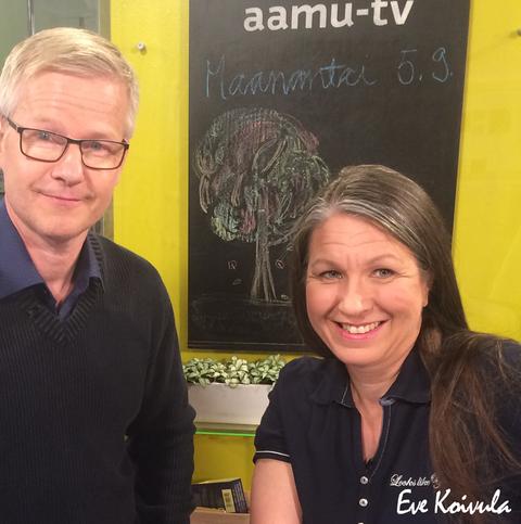 Eve Aamu-TV:ssä