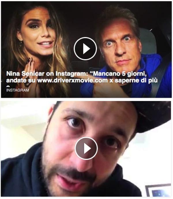 Sample Selfie Videos