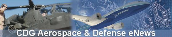 CDG Aerospace and Defense eNews