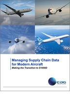 Managing Supply Chain Data for Modern Aircraft white paper