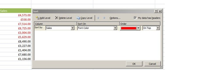 how to get logarithmic scale in excel 2007