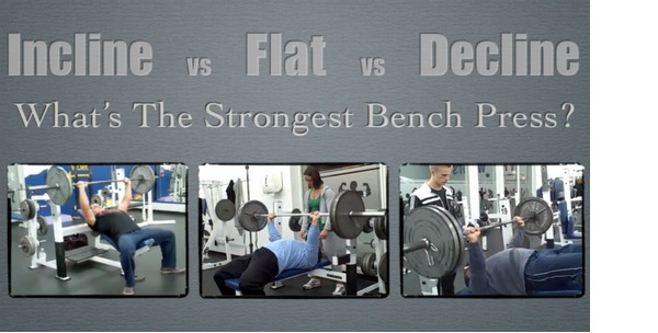 Incline bench vs flat bench vs decline bench - Incline and decline bench press ...