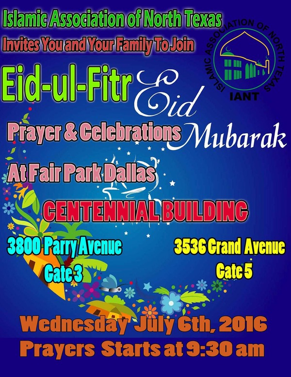 Well this is awkward. The Eid flyer is supposed to show up here. Did you click Show Images? Or, visit https://www.facebook.com/events/125496434265553