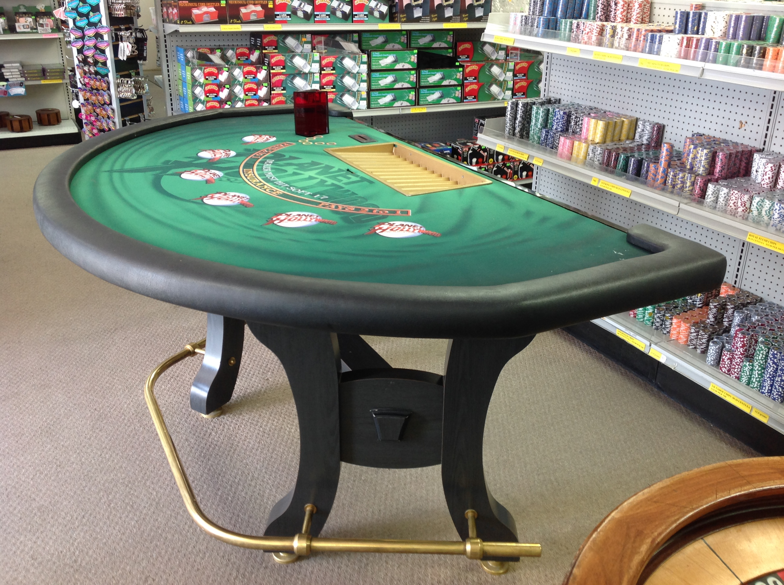 Table Blackjack Casino