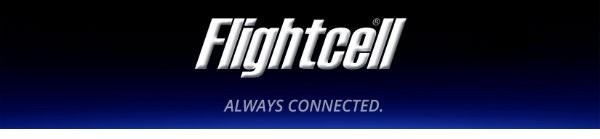 Flightcell Always Connected Logo