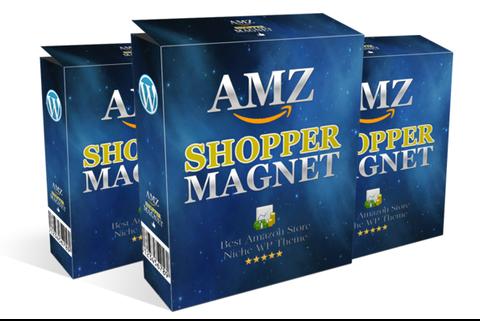 AMZ ShopperMagnet Cover Package