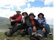 Niah's Team in Mongolia
