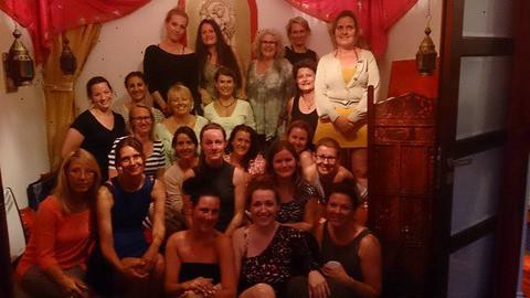 lær tantra korthårsfrisurer til  kvinder
