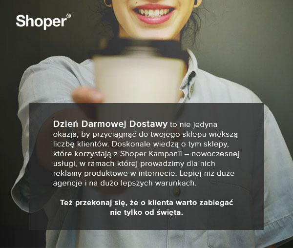 Shoper - Dzień Darmowej Dostawy