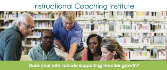 Instructional Coaching Institute Aug 28