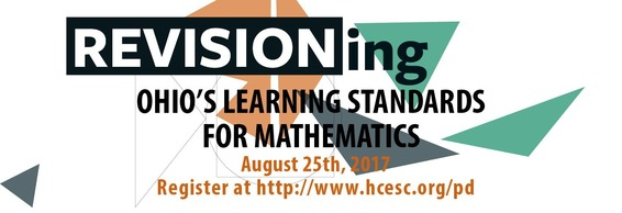 Revisioning Ohio's Learning Standards in Math - Aug 25