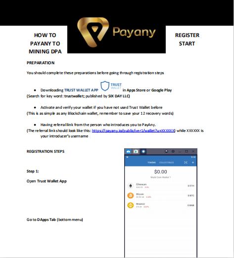 Payany Register