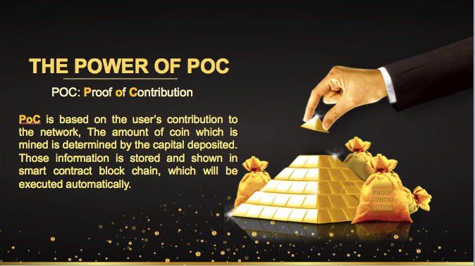 Payany power of POC