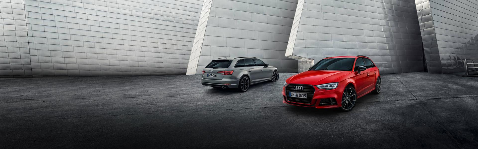 SAN Mazuin Audi Condition Salon Edition Black