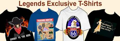 T-shirts with our exclusive designs