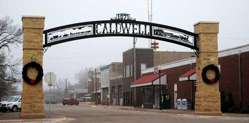 Talbot Cowboy Shootout in Caldwell Kansas