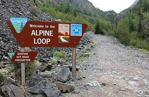 Alpine Loop, Colorado