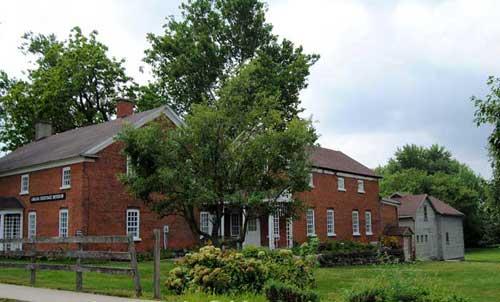 Amana Colonies Heritage Museum, Kathy Weiser-Alexander, 2014.