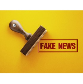Watch out for fake news