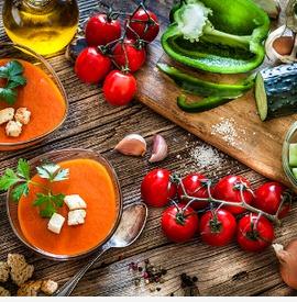 Mediterranean diet increases gut bacteria linked to healthy ageing in older adults