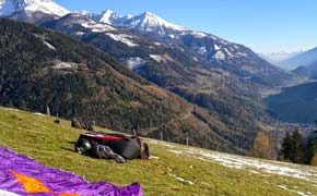 Kaernten Paragliding