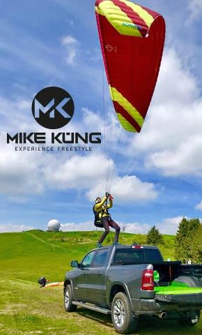 Mike Küng Groundhandling-Seminar
