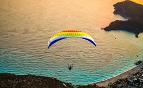 Tuerkei Paragliding