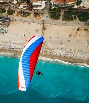 Paragliding Worldcup Türkei