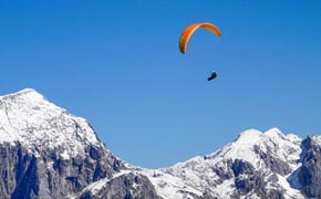 Bike & Fly: Paragliding