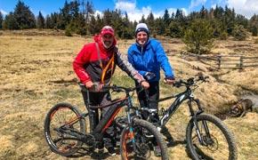 Bike & Fly: E-Bike-Tour