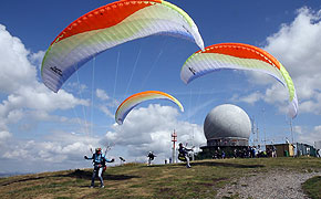 Papillon Paragliders Wasserkuppe