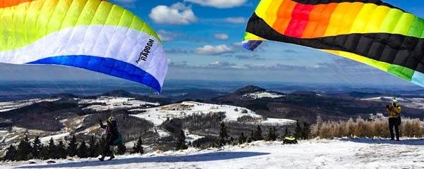 Paragliding-Workshop