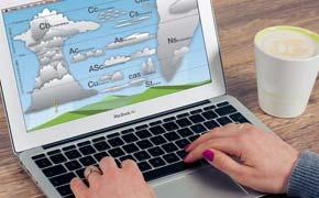 Onlineseminar Flugwetterkunde