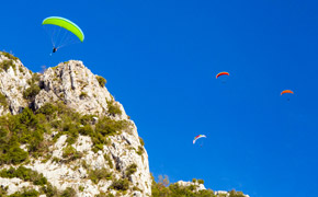 Pindos-Flugwoche Griechenland