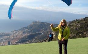 Monaco-Flugwochen