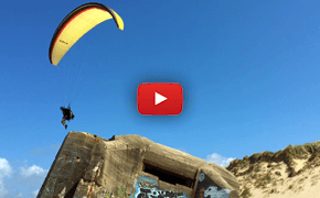 Youtube-Clip: Normandie Training & Soaring