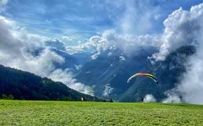 Höhenflugschulung Lüsen