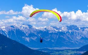 Höhenflugschulung Stubai