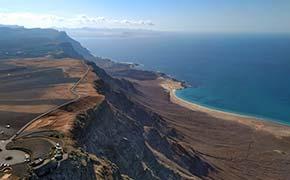 Soaring the Ridge Of Desire, Lanzarote