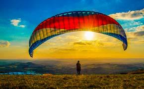 Paragliding Workshop Wasserkuppe