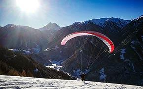 Dolomiten-Hoehenflugschulung Luesen