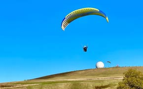 Paragliding Wasserkuppe